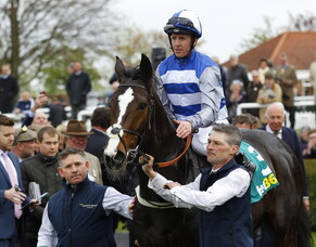Group success boosts Eminent's stallion credentials