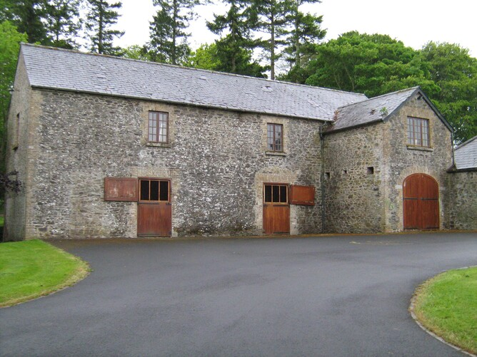 Picturesque Gilltown Stud Farm