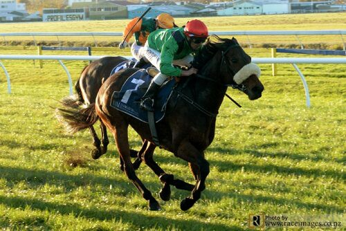 Let Her Rip wins the Gp.3 Rotorua Stakes