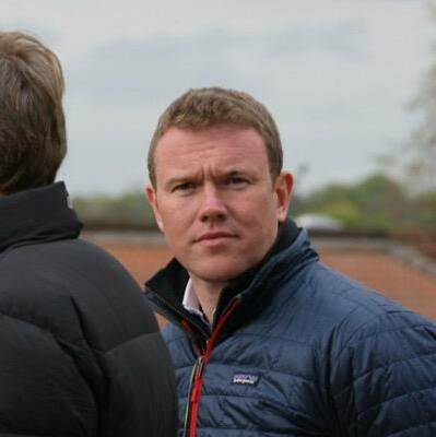 Bloodstock Agent Alex Elliott