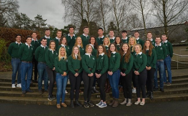 The 2019 Irish National Stud Breeding Course students