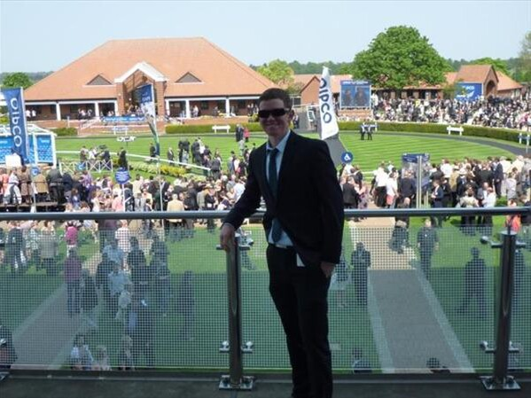2000 Guineas Day at Newmarket