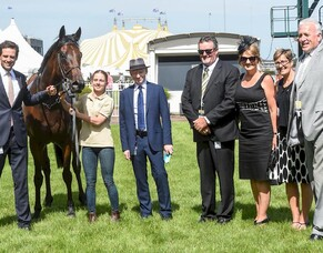 Patience reaps rewards for Matamata breeders Mark and Cath Lupton on both sides of the Tasman