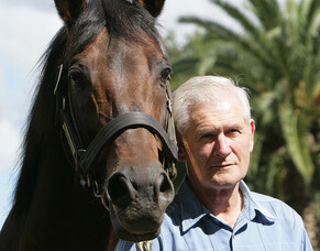 Sir Patrick reacts to Zabeel's record