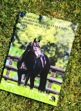 2018 STALLION REGISTER - BUY ONLINE NOW $150.00