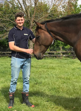 RYAN STACEY - 2018 Irish National Stud Scholarship Recipient